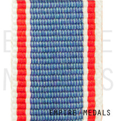 1937 Coronation Medal Ribbon