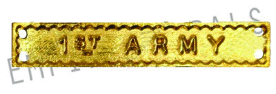 1st Army Bar