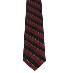 1st The Royal Dragoons Silk Tie
