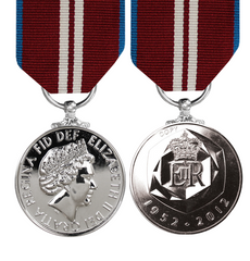 2012 Diamond Jubilee Medal