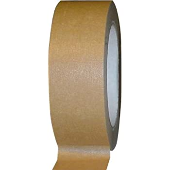 Framers Tape Self-Adhesive 38 mm x 50 m, Brown