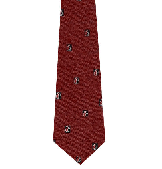 7th Armoured Division Polyester Tie