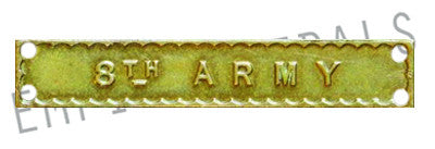 8th Army Bar