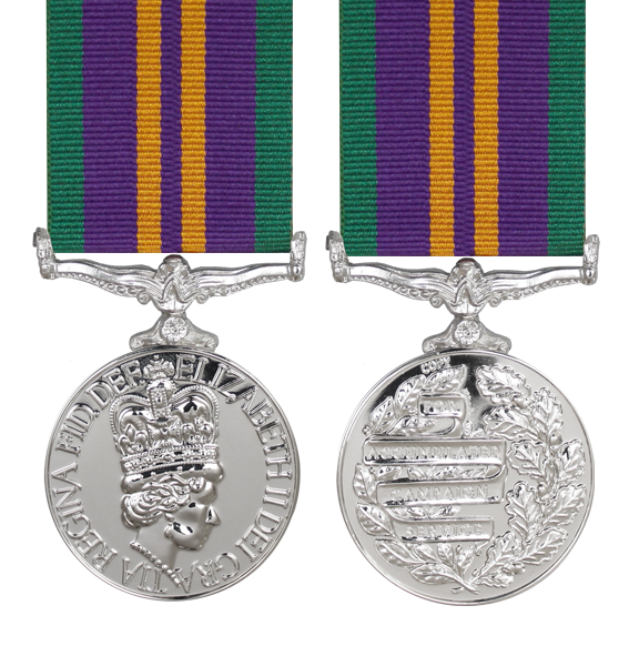 ACSM Post 2011 Full Size Medal