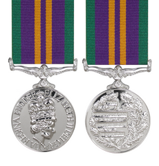 Accumulated Campaign Service Medal Post 2011