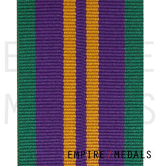 Accumulated Campaign Service Post 2011 Medal Ribbon
