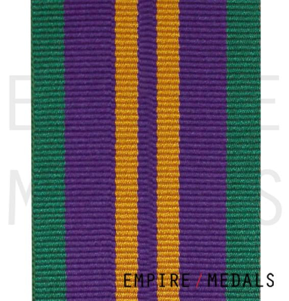 ACSM Post-2011 Medal Ribbon - Roll Stock