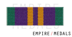 Accumulated Campaign Service Post 2011 Ribbon Bar