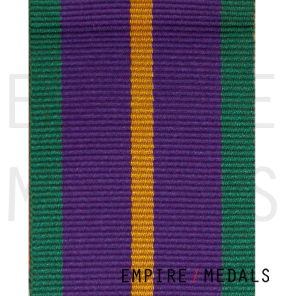 Accumulated Campaign Service Pre 2011 Medal Ribbon