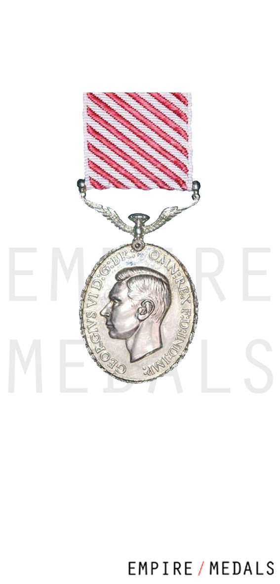Air Force Medal GVI Miniature