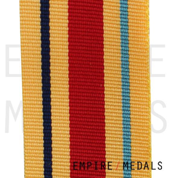 Africa Star Medal Ribbon - Roll Stock