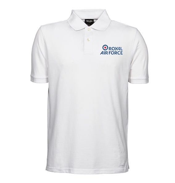 Royal Air Force Emblem Polo Shirt