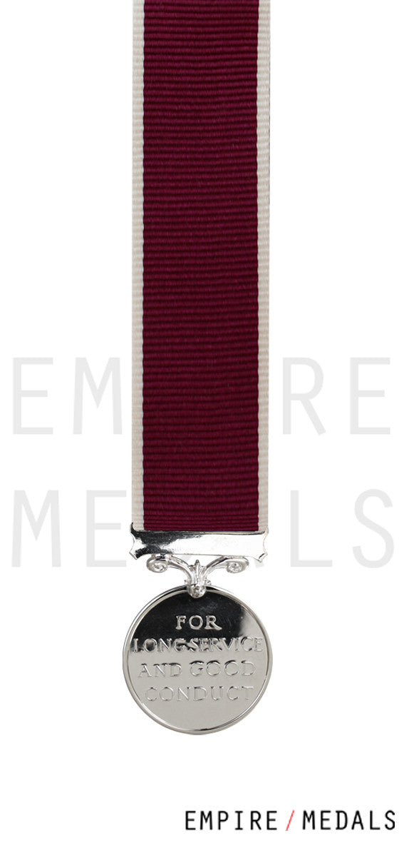 Army Long Service & Good Conduct Miniature Medal EIIR