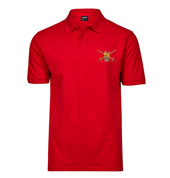 British Army Emblem Polo Shirt