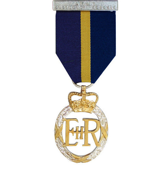 Army emergency reserve decoration eiir empire medals for Army emergency reserve decoration