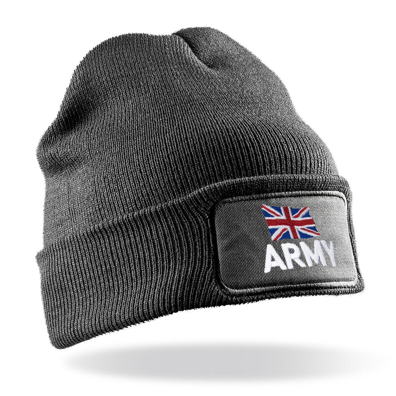 British Army Beanie Hat