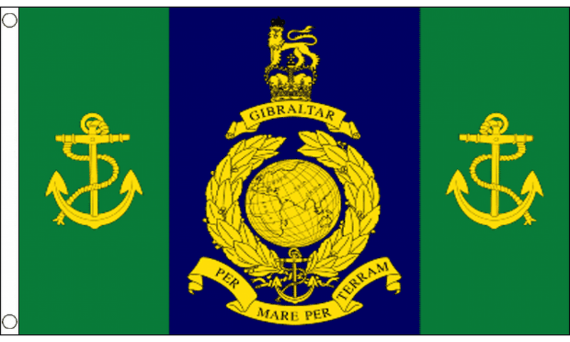Assault Squadron Royal Marines Flag