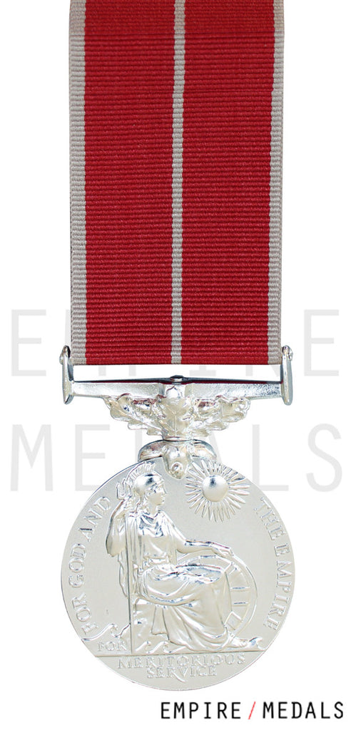British Empire Miniature Medal GIV