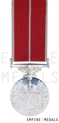 British Empire Miniature Medal GIVR Reverse