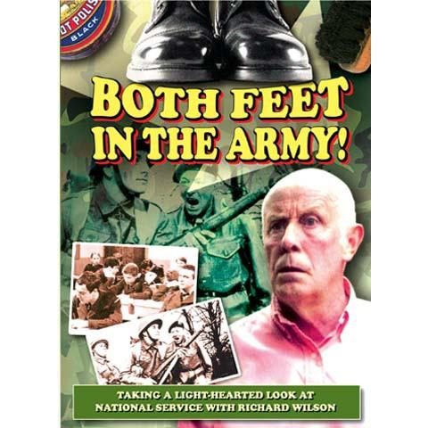 Both Feet In The Army DVD & CD Set