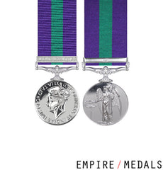 General Service Medal Berlin Airlift GVI Miniature