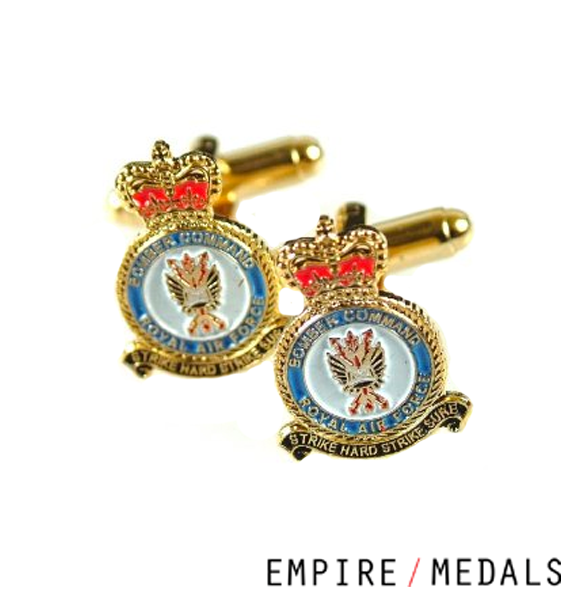 Bomber Command Cufflinks