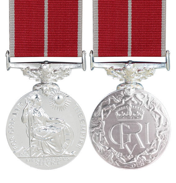 British Empire Medal GV - Military