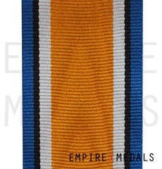 British War Medal Ribbon