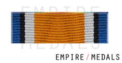 British War Medal Ribbon Bar