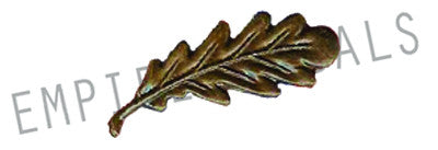 Bronze MID Oak leaf