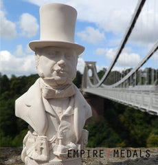 Bust of Isambard Kingdom Brunel