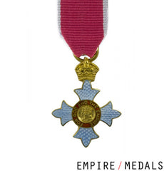CBE - Civil Award