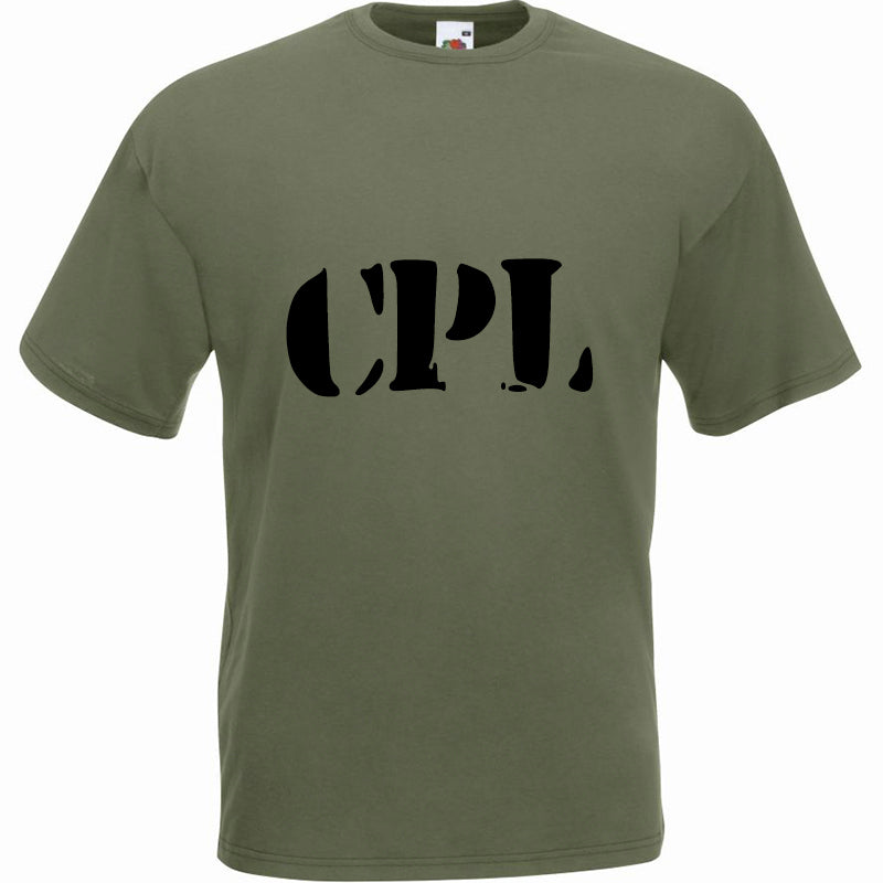 Corporal T-Shirt