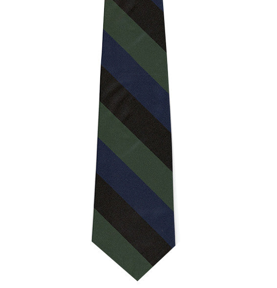 Cameronians (Scottish Rifles) Polyester Tie
