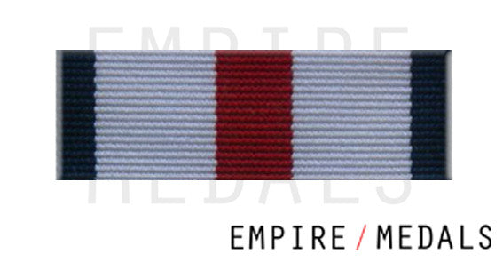 Conspicuous Gallantry Cross Ribbon Brooch Bar