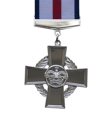 Conspicuous Gallantry Cross Medal