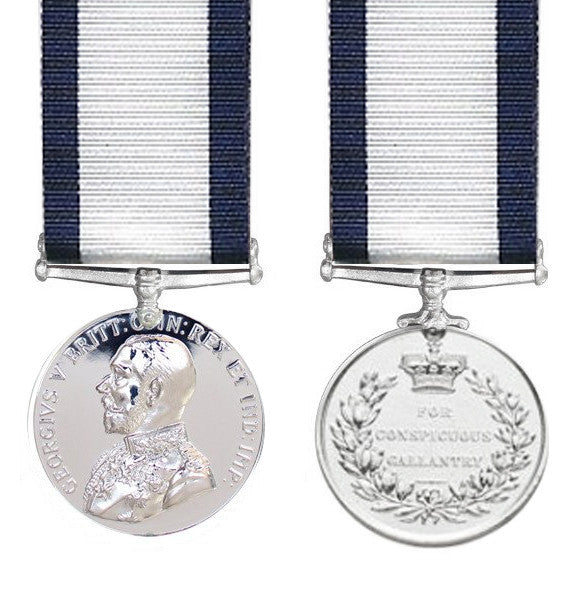 Conspicuous Gallantry Medal GV