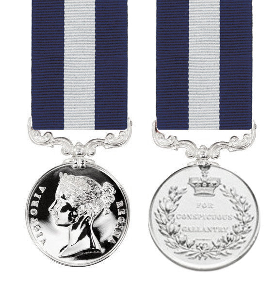 Conspicuous Gallantry Medal QV