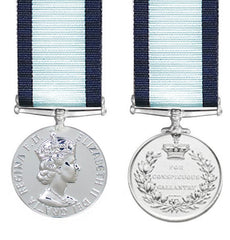 Conspicuous Gallantry Medal Flying EIIR