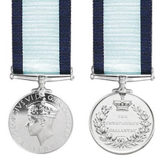 Conspicuous Gallantry Medal Flying GVI