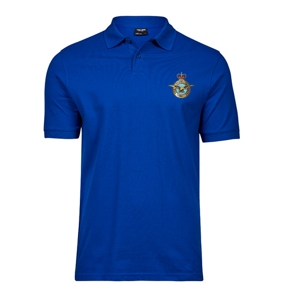 Royal Air Force Crest Polo Shirt