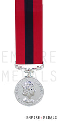 Distinguished Conduct Medal EIIR Miniature