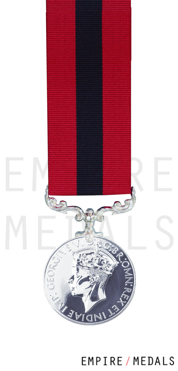 Distinguished Conduct Medal GVI Miniature