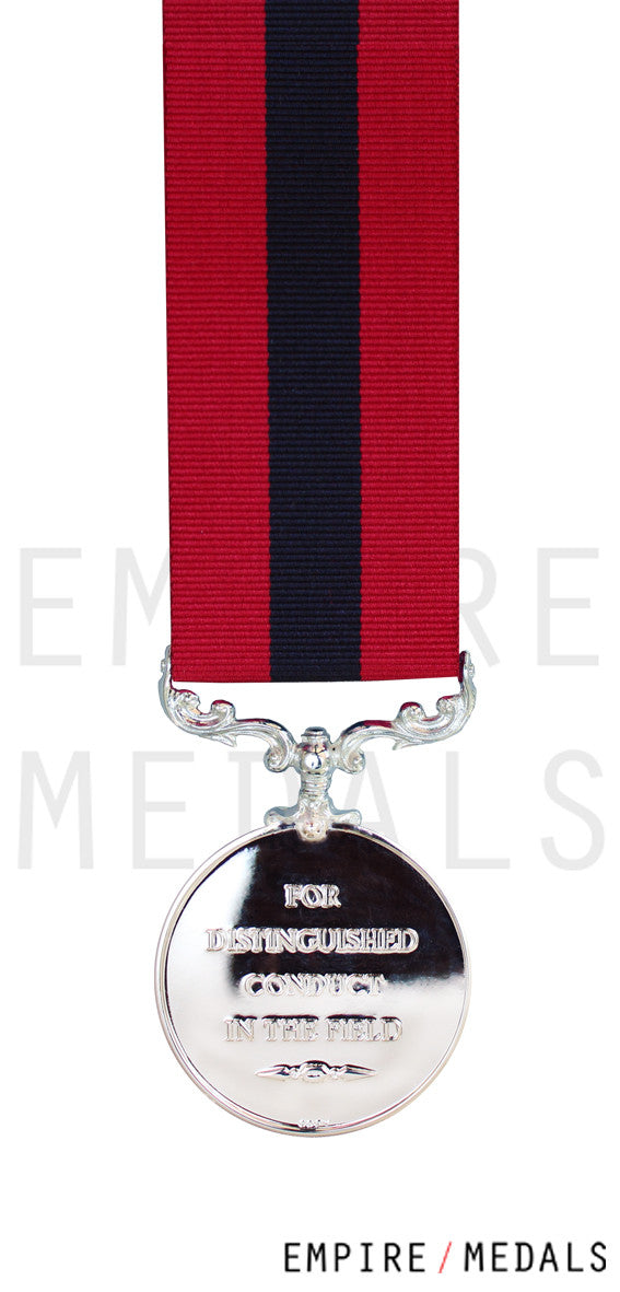 Distinguished Conduct Medal GV Miniature