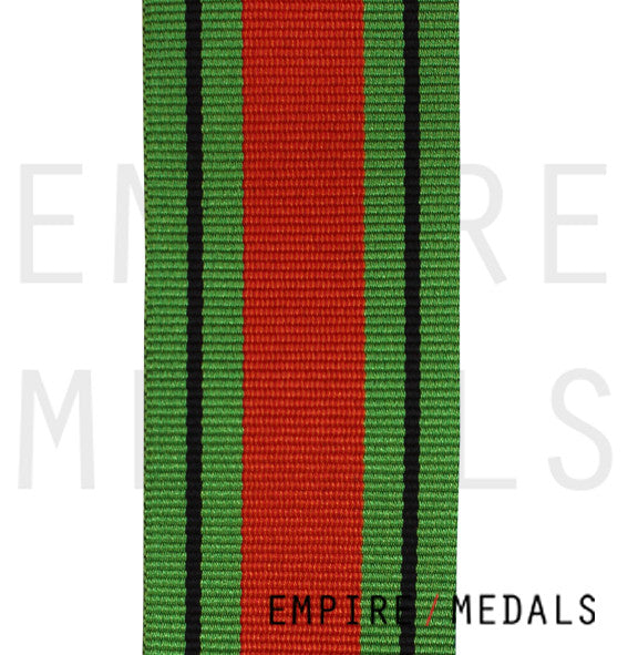 Defence Medal Miniature Ribbon