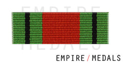 Defence Medal Ribbon Brooch Bar