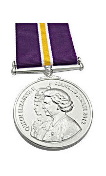 Diamond Jubilee Commemorative Medal