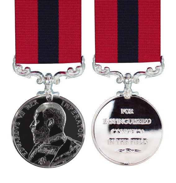 Distinguished Conduct Medal - EVII