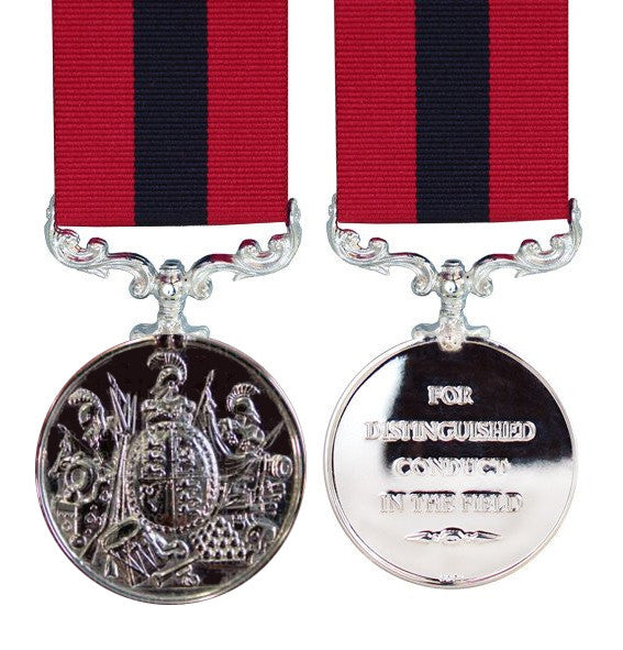 Distinguished Conduct Medal - VR