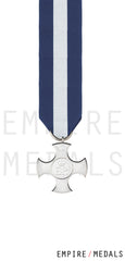 Distinguished Service Cross EIIR Miniature
